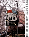 route 66, chicago, downtown 33958828