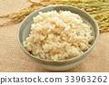 brown rice 33963262