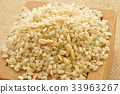 brown rice 33963267