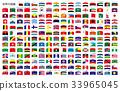 国旗拱的世界名称 33965045