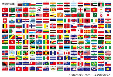 世界的旗幟名稱 33965052