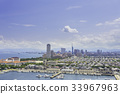 福岡 城市風光 城市景觀 33967963
