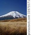 mountain, fuji, mt 33970371