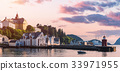 alesund, town, port 33971955