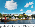 alesund, town, port 33972012