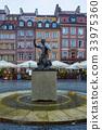 華沙 歷史街區 波蘭 33975360