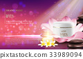 Excellent cosmetic ads, facial cream. For 33989094