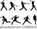 baseball, player, sport 33998343