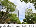 osaka, business, park 34001133