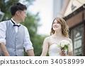 캐주얼 웨딩, 결혼식, 웨딩 34058999