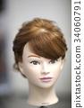 做頭髮 發式 髮型 34060791
