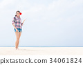 女性 女 女人 34061824