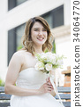 결혼식, 웨딩, 신부 34064770