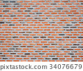 墙壁 质地 旧 34076679