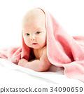 baby, cute, girl 34090659