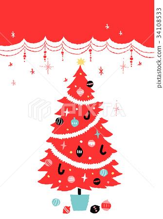聖誕節期 聖誕時節 聖誕節 34108533