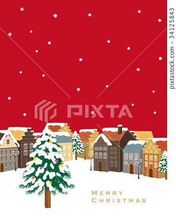 聖誕街道 34125843