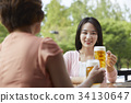 beer, alcohol, glass 34130647