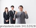 企業形象 34132028