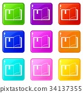 collection, color, icons 34137355