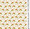 christmas patterns seamless 34138226