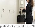 female, females, woman 34138678