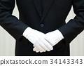 葬禮(黑色正式傳遞晚上派對套裝職員複製空間身體部件不露面) 34143343