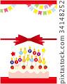 HAPPY BIRTHDAY CARD  34148252