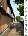 The streets of Kanazawa 34150986