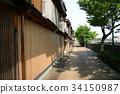 The streets of Kanazawa 34150987