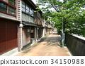 The streets of Kanazawa 34150988