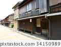 The streets of Kanazawa 34150989