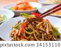 中式料理 中式點心 中式茶點 34153110