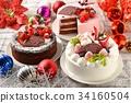 蛋糕 甜食 糖果店 34160504