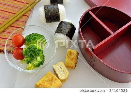 午餐盒制作 34164521