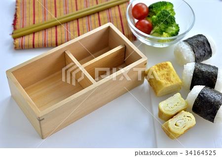 便当盒 饭盒 便当 34164525
