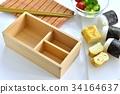 午餐盒制作 34164637