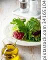 沙拉 沙律 西餐 34165104
