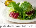沙拉 沙律 西餐 34165113