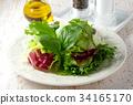 沙拉 沙律 西餐 34165170
