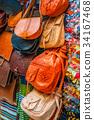 Moroccan souvenir shop 34167468