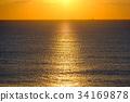 海洋 海 蓝色的水 34169878