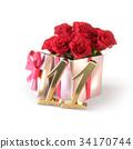 birthday, red, roses 34170744