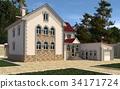 房屋 房子 建筑 34171724
