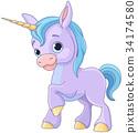 Baby Unicorn 34174580
