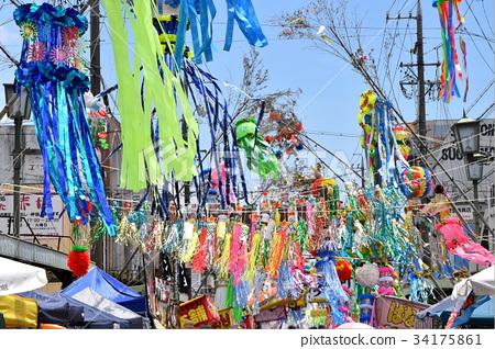 Anjo Tanabata Festival 34175861