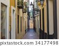alley, alleyway, building 34177498