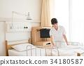 nurse, registered, hospital 34180587