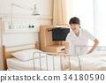 nurse, registered, hospital 34180590