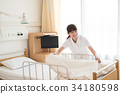 nurse, registered, hospital 34180598